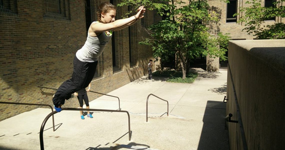 Parkour, the inconvenient truth…