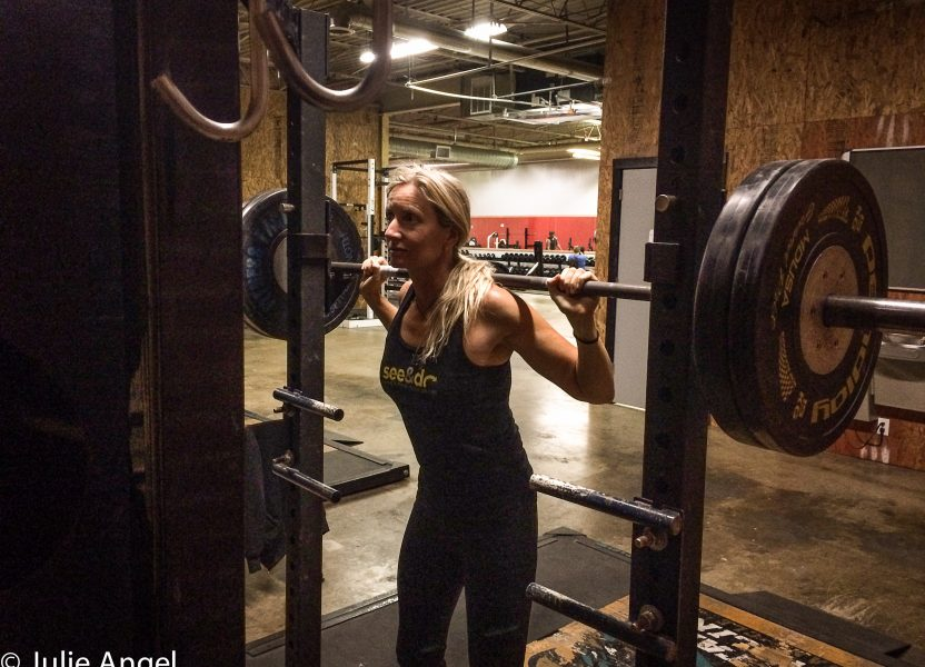 Why I Train: Lifting & carrying, neighbours & vets.