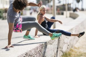 Parkour and natural movement