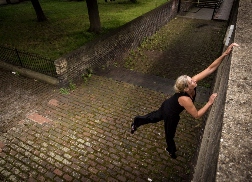 Parkour Branding and Misogyny by Kel Glaister