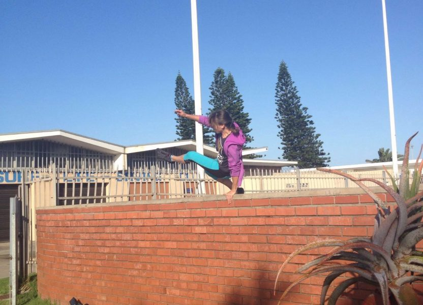 Kiara Done: My Parkour Journey in South Africa