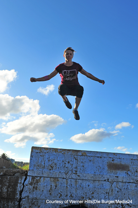 My Parkour Story by Diana Popa