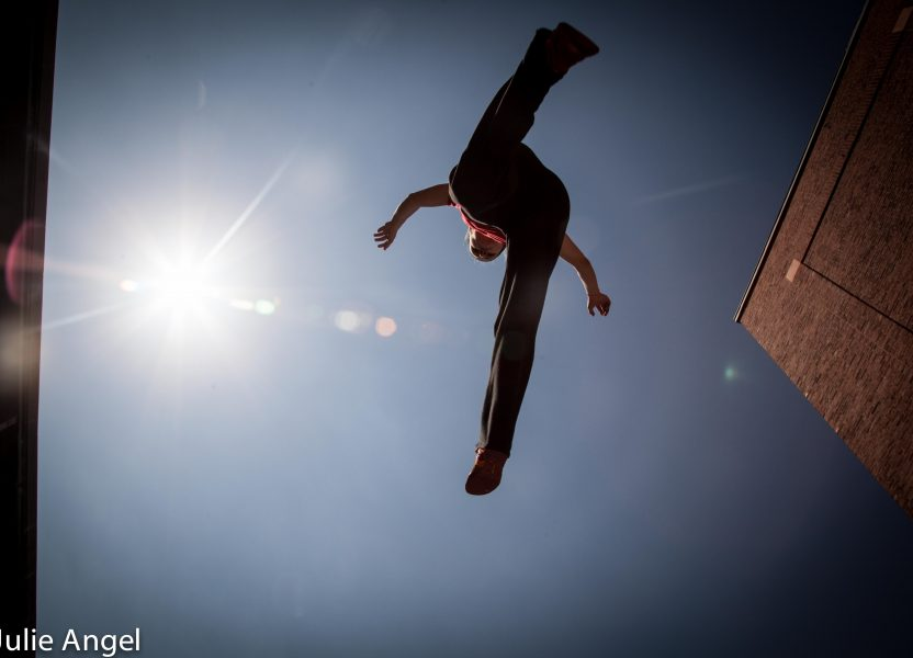 Parkour & the Power of Movement