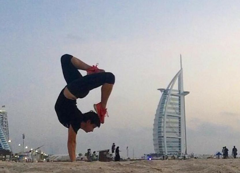 Parkour: Understanding Ourselves & Each Other by Andrea Brooks