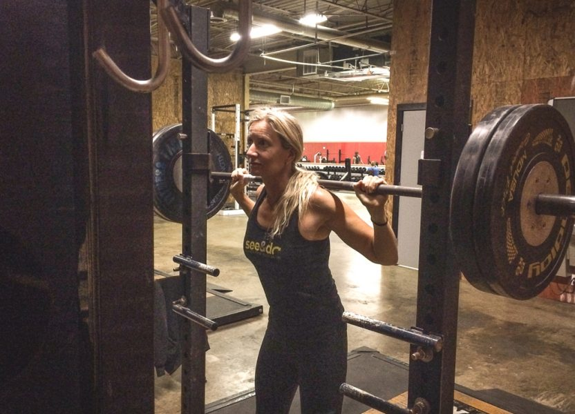 Strength Training by Katie Sandford